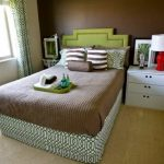 Desain Kamar Tidur Ukuran Kecil Minimalis