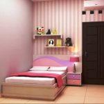 Desain Kamar Tidur Ukuran Kecil Untuk Remaja