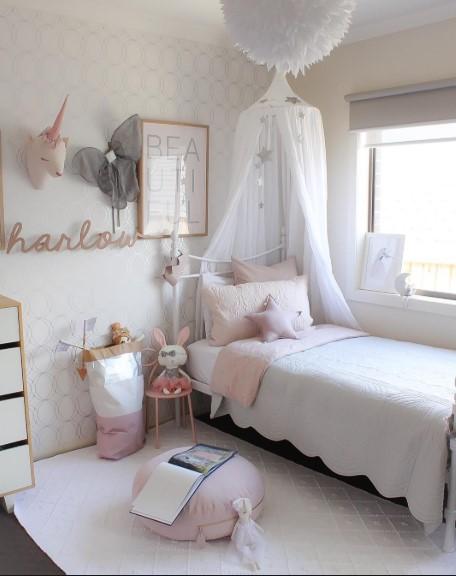 Desain Kamar Tidur Unik Dan Cantik