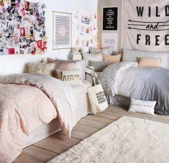 Desain Kamar Tidur Unik Remaja