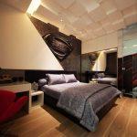 Desain Kamar Tidur Unik yang Mewah