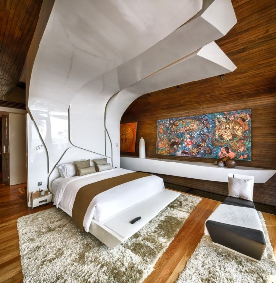 Desain Kamar Tidur Utama 2019