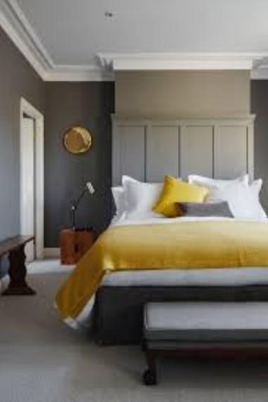 Desain Kamar Tidur Utama Yang Sempit