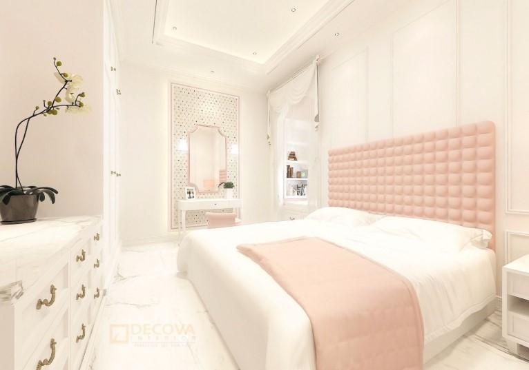 Desain Kamar Tidur Villa