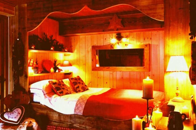 Desain Kamar Tidur Yang Romantis