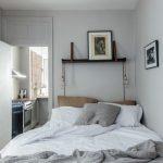 Desain Kamar Tidur Yang Sempit