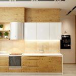 Desain Kayu Untuk Kitchen Set