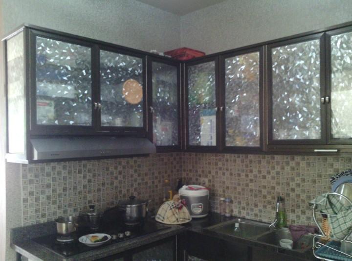 Desain Kitchen Set Aluminium Batam
