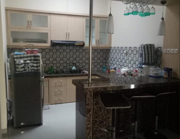 Desain Kitchen Set Aluminium Bekasi