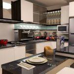 Desain Kitchen Set Aluminium Bogor