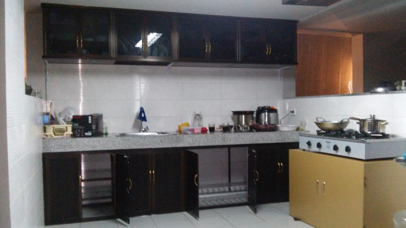 60 Model Kitchen Set Aluminium Minimalis Harga 2020
