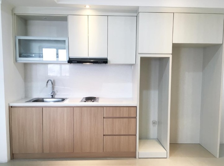 Desain Kitchen Set Aluminium Pontianak