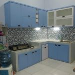 Desain Kitchen Set Aluminium Semarang