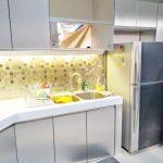 Desain Kitchen Set Aluminium Sidoarjo