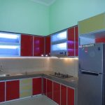Desain Kitchen Set Aluminium Terbaru 2019