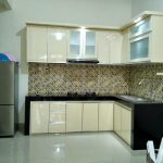 Desain Kitchen Set Classic Minimalis