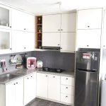 Desain Kitchen Set Dapur Kecil Minimalis Sederhana