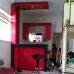 Desain Kitchen Set Dapur Mini Bar