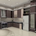 Desain Kitchen Set Furniture Minimalis