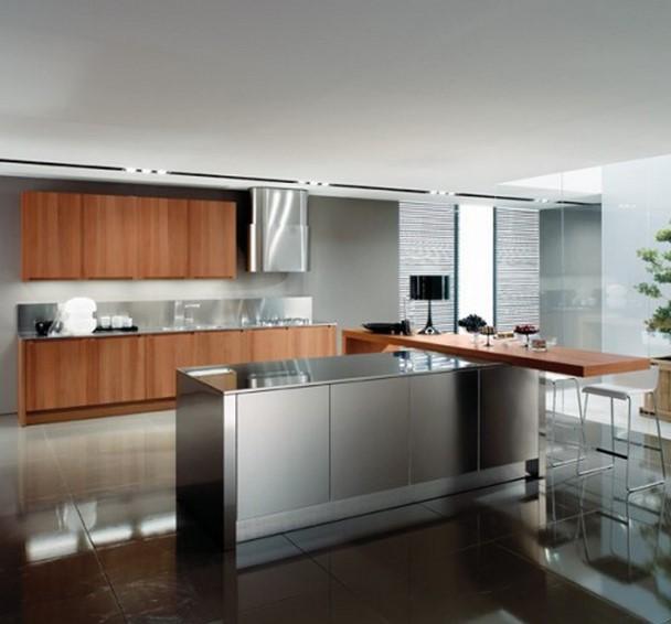 Kitchen Set Gantung: 50+ Desain Kitchen Set Minimalis Modern Terbaru (Tren 2019
