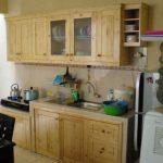 Desain Kitchen Set Kayu Bekas