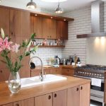 Desain Kitchen Set Kayu Jati