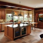 Desain Kitchen Set Kayu Jepara