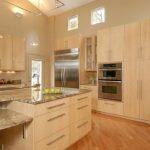 Desain Kitchen Set Kayu Pinus