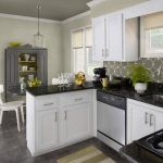 Desain Kitchen Set Kayu Solid