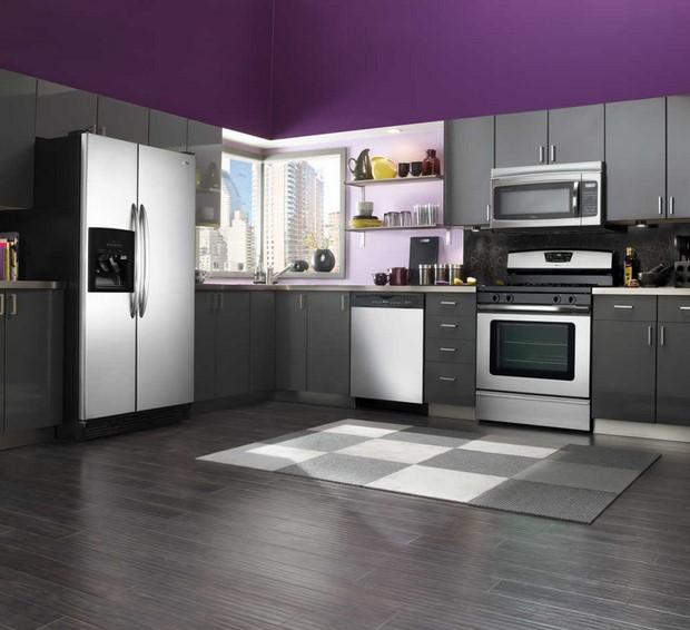 Desain Kitchen Set Minimalis Aluminium