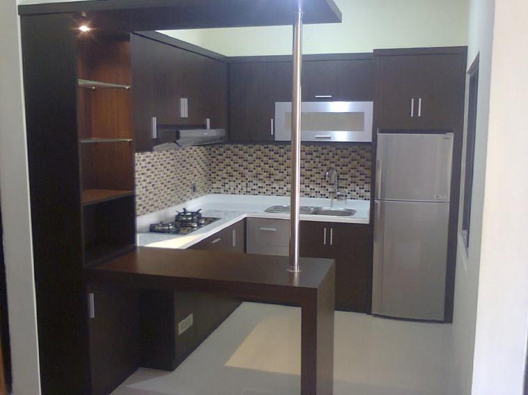 Desain Kitchen Set Minimalis Cantik