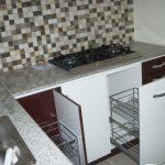 Desain Kitchen Set Minimalis Dapur Kecil