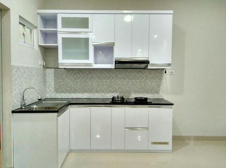 Desain Kitchen Set Minimalis Dapur Kecil Terbaru