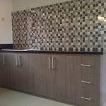 Desain Kitchen Set Minimalis Granit