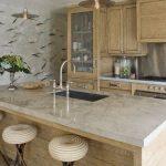 Desain Kitchen Set Minimalis Kayu Palet