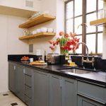 Desain Kitchen Set Minimalis Memanjang