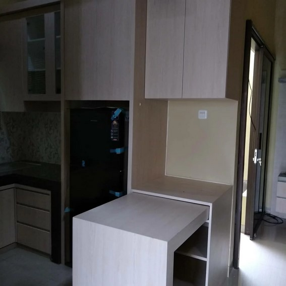 Desain Kitchen Set Minimalis Portable