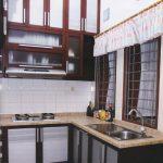 Desain Kitchen Set Minimalis Ruang Kecil