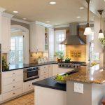 Desain Kitchen Set Minimalis Rumah Kecil