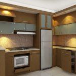 Desain Kitchen Set Minimalis Terbaru 2019