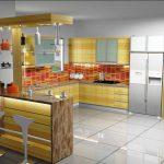Desain Kitchen Set Minimalis Terbaru