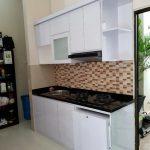 Desain Kitchen Set Minimalis Ukuran Kecil