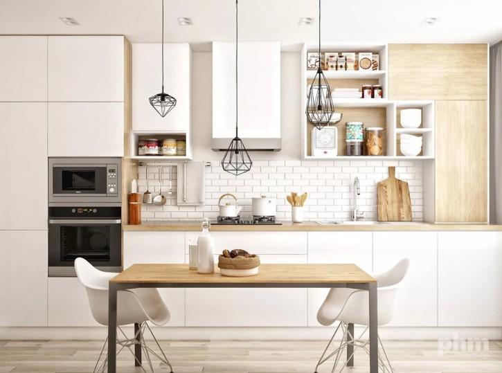 Desain Kitchen Set Modern Minimalis Terbaru