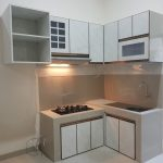 Desain Kitchen Set Mungil Minimalis