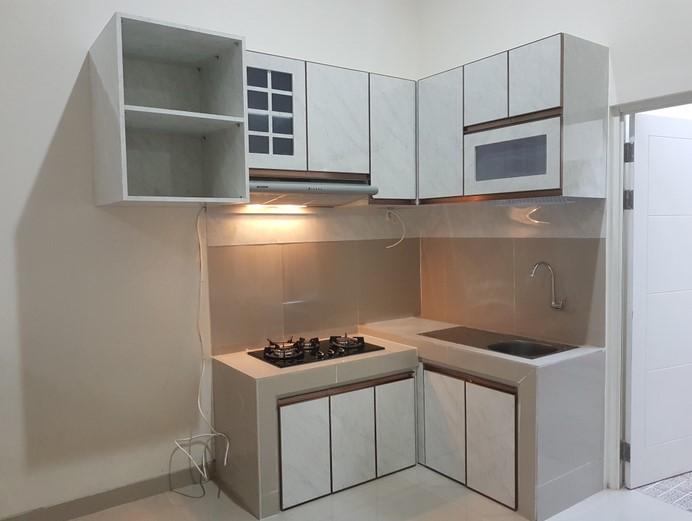 27 Desain Kitchen Set Minimalis Modern Terbaru 2020