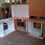 Desain Kitchen Set Nuansa Kayu