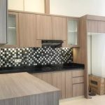Desain Kitchen Set Pintu Geser