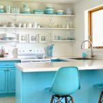 Desain Kitchen Set Rak Terbuka