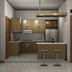 Desain Kitchen Set Rumah Minimalis