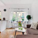 Desain Rumah Minimalis 2 Lantai 6x12 dengan Ruang Terbuka Dan Titik Vokal
